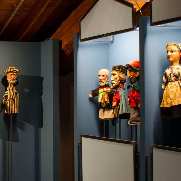 Venerdì 5 luglio inaugura il Museo del Burattino!