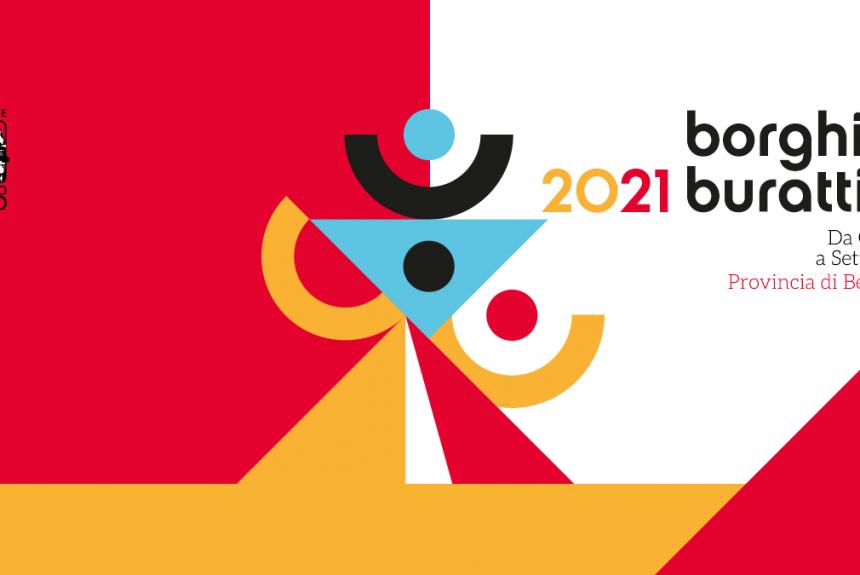 XXVI edizione Borghi e Burattini 2021